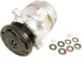 Factory OEM Auto Parts - AC Condensers Compressors - OEM - AC Compressor