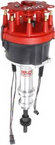 Ignition Systems - Distributors - MSD - Ford MSD Ignition Distributor - with Dual Pickup - 8382