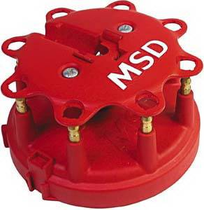 Ignition Systems - Distributors - MSD - Ford MSD Ignition Distributor Cap - HEI - 8408