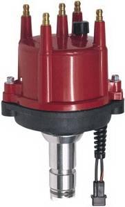 Ignition Systems - Distributors - MSD - Volkswagen MSD Ignition Distributor - Billet - 8485