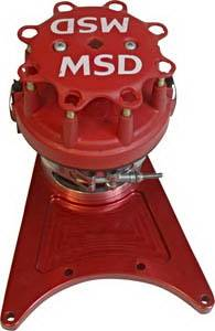 Ignition Systems - Distributors - MSD - GM MSD Ignition Distributor - Front Drive with Standard Ford Cap - 8520