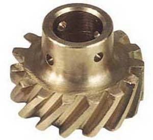 Ignition Systems - Distributors - MSD - Ford MSD Ignition Distributor Gear - Bronze - 8581
