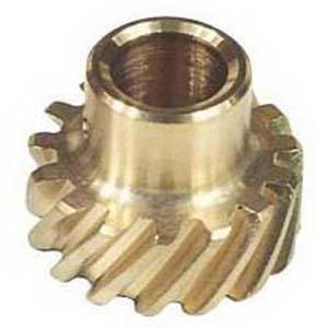 Ignition Systems - Distributors - MSD - Ford MSD Ignition Distributor Gear - Bronze - 8585