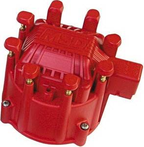 Ignition Systems - Distributors - MSD - GM MSD Ignition Extreme Output Distributor Cap - HEI - 84111