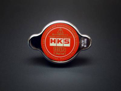 Performance Parts - Engine Internals - HKS - Mazda HKS Limited Edition Radiator Cap - 15009-AK004