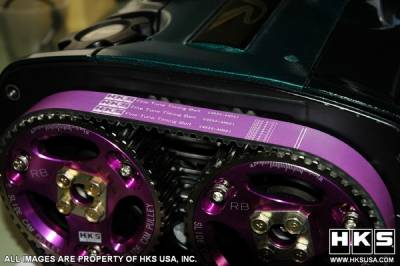 Performance Parts - Engine Internals - HKS - Toyota Supra HKS Timing Belt - 24999-AT004