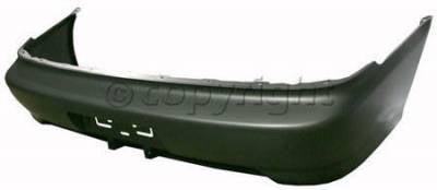 Factory OEM Auto Parts - Original OEM Bumpers - OEM - Rear Bumper Cover