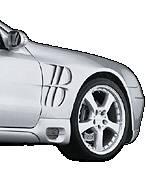 Lorinser - Mercedes SL 500, Edition Front Fenders - Image 1