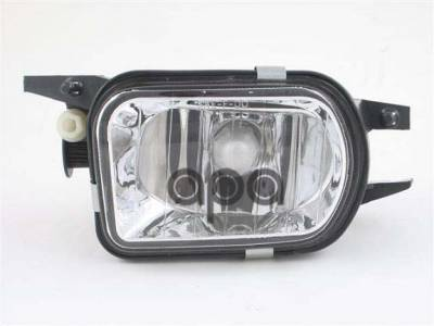 Headlights & Tail Lights - Fog Lights - Lorinser - C class Fog Lights 01-04