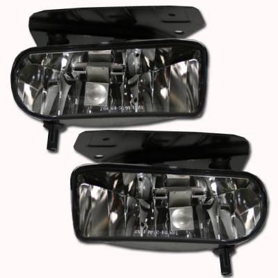 Headlights & Tail Lights - Fog Lights - MotorBlvd - Cadillac Headlights