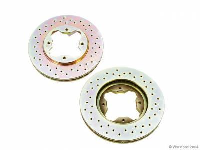 Factory OEM Auto Parts - OEM Brakes - OEM - Brake Disc
