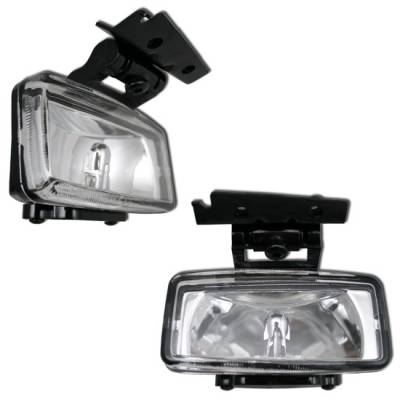 Headlights & Tail Lights - Fog Lights - MotorBlvd - Jeep Cherokee Fog Lights