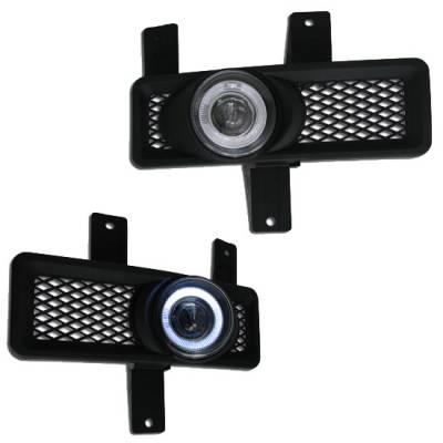 Headlights & Tail Lights - Fog Lights - MotorBlvd - Ford Fog Lights