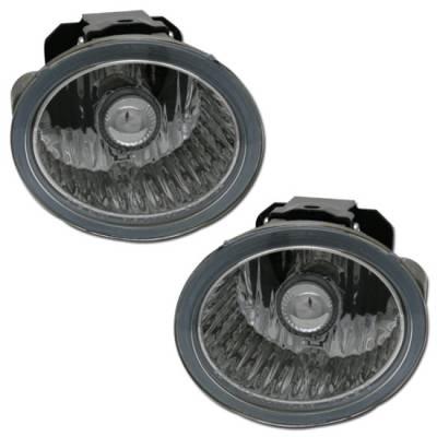 Headlights & Tail Lights - Fog Lights - MotorBlvd - Nissan Fog Lights