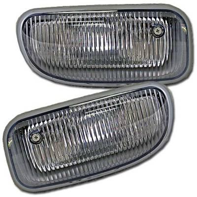 Headlights & Tail Lights - Fog Lights - MotorBlvd - Jeep Grand Cherokee Fog Lights
