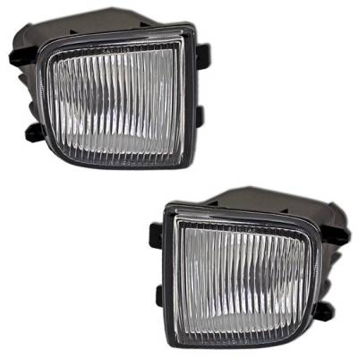 Headlights & Tail Lights - Fog Lights - MotorBlvd - Nissan Fog Lights