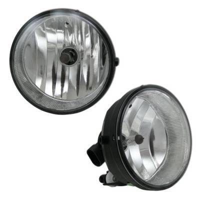 Headlights & Tail Lights - Fog Lights - MotorBlvd - Toyota Fog Lights