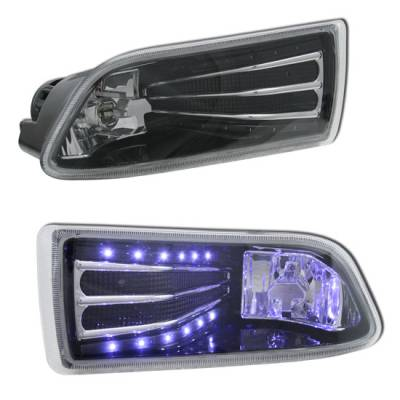 Headlights & Tail Lights - Fog Lights - MotorBlvd - Scion TC Fog Lights