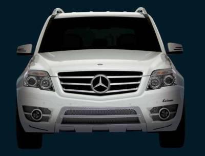 Lorinser - Mercedes-Benz GLK Class Lorinser Front Bumper Spoiler - 488 1204 00 - Image 2