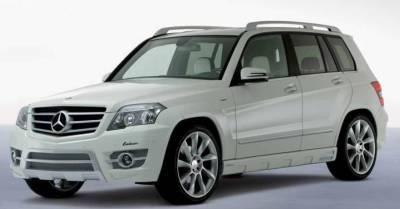 GLK Class - Front Bumper - Lorinser - Mercedes-Benz GLK Class Lorinser Front Bumper Spoiler - 488 1204 01