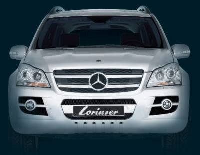 Lorinser - Mercedes-Benz GL Class Lorinser Front Bumper Spoiler - 488 0164 51 - Image 2