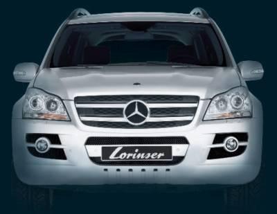 Lorinser - Mercedes-Benz GL Class Lorinser Front Bumper Spoiler - 488 0164 55 - Image 2