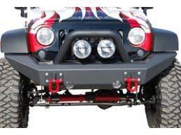 Wrangler - Front Bumper - MBRP - Jeep Wrangler MBRP Front Bumper - 131173