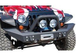 Wrangler - Front Bumper - MBRP - Jeep Wrangler MBRP Front Bumper - 131174
