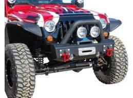 Wrangler - Front Bumper - MBRP - Jeep Wrangler MBRP Front Bumper - 131175