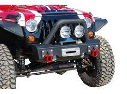 Wrangler - Front Bumper - MBRP - Jeep Wrangler MBRP Front Bumper - 131176