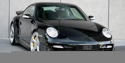 911 - Front Bumper - Hamann - Headlight Covers