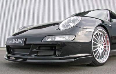 911 - Front Bumper - Hamann - Front Spoiler Add On