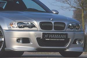Hamann - Front Spoiler Add On