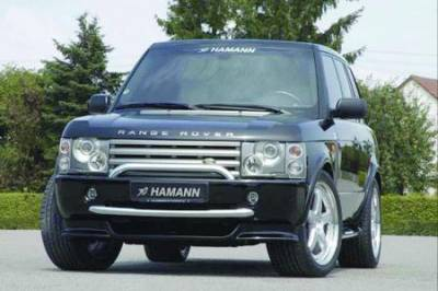 Range Rover - Front Bumper - Hamann - Front Spoiler Add On