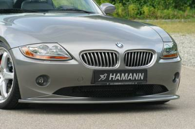 Z4 - Front Bumper - Hamann - Front Spoiler Add On