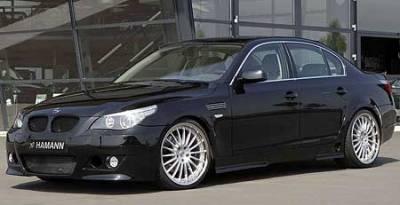 Hamann - BMW 5-Series E60 inc. M5 Front Bumper Spoiler