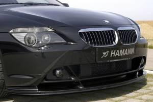 6 Series - Front Bumper - Hamann - Front Spoiler