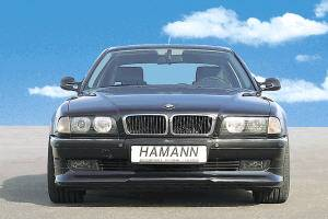 7 Series - Front Bumper - Hamann - Hamann Front Spoiler