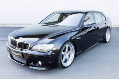 7 Series - Front Bumper - Hamann - BMW 7-Series Front Bumper Spoiler
