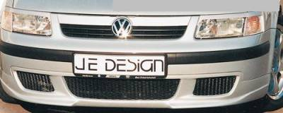 Passat - Front Bumper - JE Design - S Series Front Spoiler