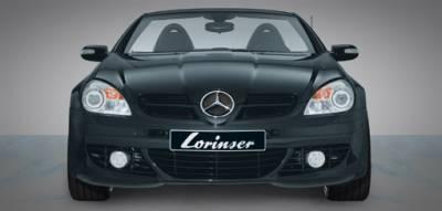 SLK - Front Bumper - Lorinser - Front Bumper Spoiler