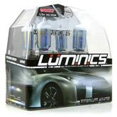 Bulbs & HID - Halogen Bulbs - Luminics - Titanium White Bulbs