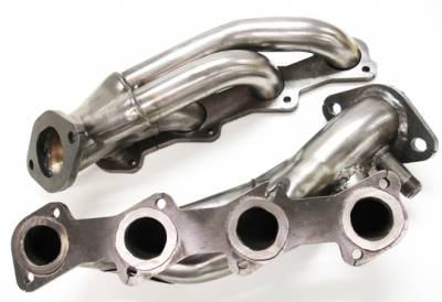 Exhaust - Headers - JBA - Ford Mustang JBA Cat4ward Shorty Headers - 23105