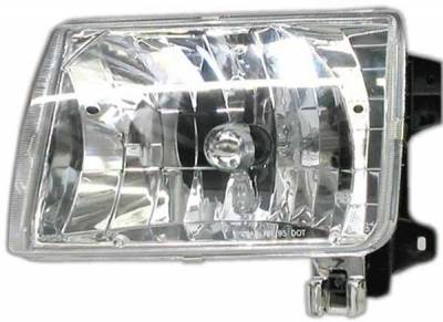 Headlights & Tail Lights - Headlights - I-Tech - I-Tech Diamondback Headlights - 02KSNF98C