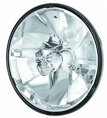 Headlights & Tail Lights - Headlights - In Pro Carwear - Hummer H2 IPCW Headlights - Diamond Cut - Each - 1 Pair - CWC-CE22SR