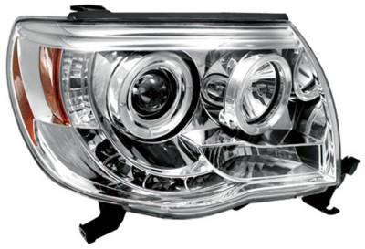 Headlights & Tail Lights - Headlights - In Pro Carwear - Toyota Tacoma In Pro Carwear Projector Headlights - CWS-2040C2