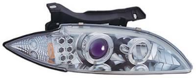Headlights & Tail Lights - Headlights - In Pro Carwear - Chevrolet Cavalier In Pro Carwear Projector Headlights - CWS-327CL2