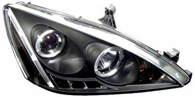 Headlights & Tail Lights - Headlights - In Pro Carwear - Honda Accord 4DR In Pro Carwear Projector Headlights - CWS-714B2