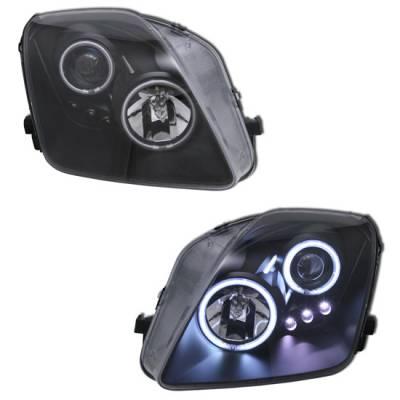Headlights & Tail Lights - Headlights - MotorBlvd - Honda Prelude Halo Headlamps