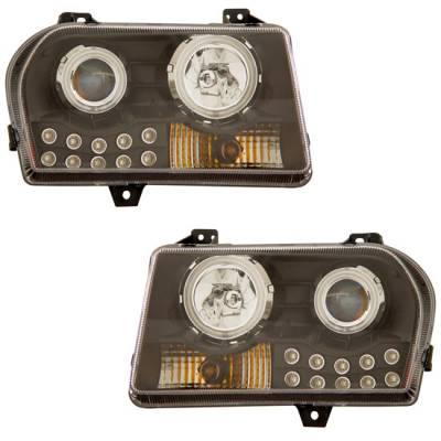 Headlights & Tail Lights - Headlights - MotorBlvd - Chrysler Headlights